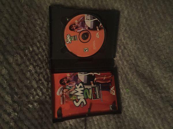 Sims 2 PC CD
