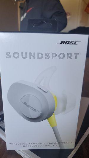 Bose soundsport wireless for Sale in Antioch, CA
