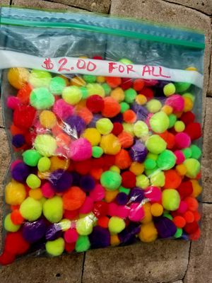 Craft Puff Balls for Sale in Dover, FL