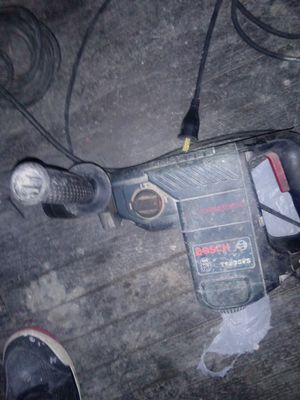 Bosch hammer drill for Sale in Pittsburgh, PA