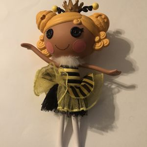 Lalaloopsy Doll- Royal T. Honey Stripes for Sale in Edgemere, MD