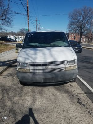 2000 Chevrolet astro for Sale in Washington, DC