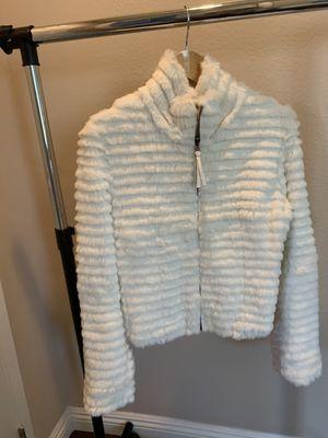 Reversible Rabbit Fur Jacket for Sale in Palos Verdes Estates, CA