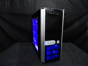Project Sub Zero - Custom Gaming Streaming PC for Sale in Hershey, PA