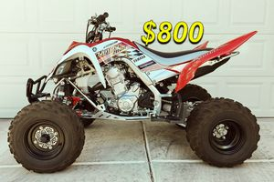 URGENT$800 For sale 2008 Yamaha Raptor Clean tittle Runs and drives great.,no issues! clean title Very clean. for Sale in Washington, DC