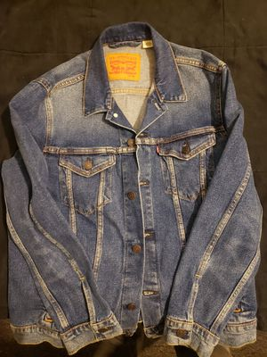 Levi Jean Jacket for Sale in Chicago, IL