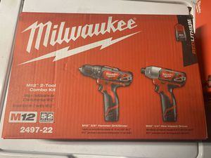 Milwaukee 2497-22 for Sale in Croydon, PA