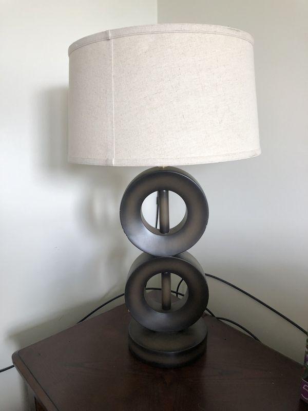 Large Accent Lamp