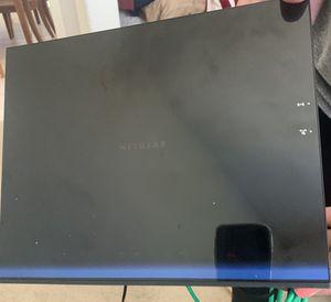 Netgear router for Sale in San Jose, CA