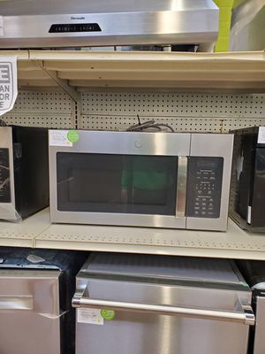 GE over the range microwave for Sale in Rancho Cucamonga, CA