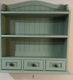 3 Shelf Wall Cabinet for Sale in Spring,  TX