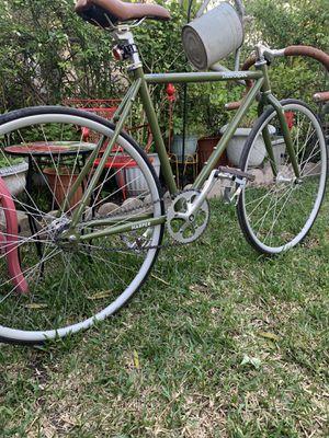 Fixed gear single speed bike Retrospec for Sale in San Antonio, TX
