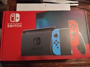 Nintendo switch new still in box for Sale in Arvada, CO