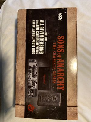 Sons of anarchy Box set, Blu-ray, Collector's Edition for Sale in Bay Lake, FL