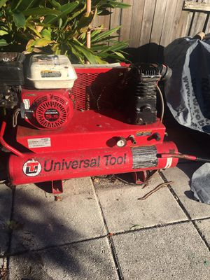 Air compressor | FIRM ON PRICE for Sale in Tampa, FL