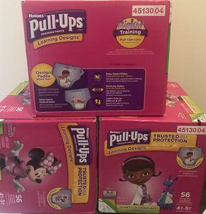 Huggies Girls Pull-Ups for Sale in Secaucus, NJ