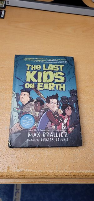 The last kids on earth by Max Brallier for Sale in Queens, NY