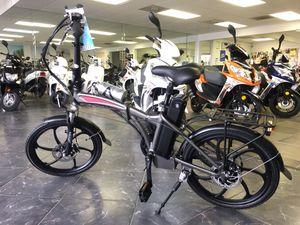 New! Electric Folding Bike Bintelli F1 Bicycle E-Bike for Sale in Largo, FL
