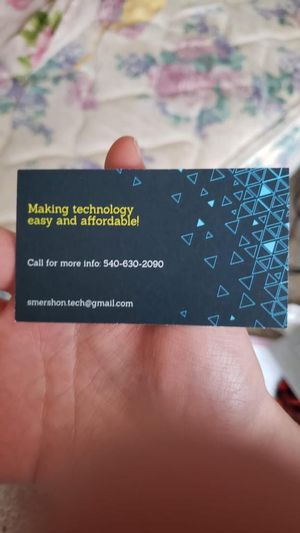 IT Support and Custom Builds! MershTech LLC for Sale in Salisbury, MD