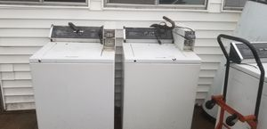 Quarter washing machines for Sale in Marshalltown, IA