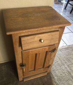 One Door/drawer Bathroom Storage Floor Cabinet for Sale in El Cajon, CA