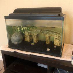 10 Gallon Freshwater Aquarium for Sale in Riverview,  FL