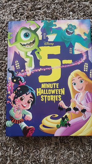 Halloween stories book 173 pages for Sale in Columbus, OH