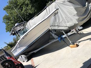Trophy Bayliner fishing/diving boat center console for Sale in San Diego, CA