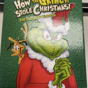 How The Grinch stole Christmas The ultimate edition NEW for Sale in Las Vegas, NV