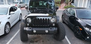 2017 jeep wrangler unlimited sport 4x4 for Sale in Huntington Beach, CA
