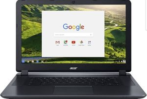 Acer chromebook for Sale in Houston, TX
