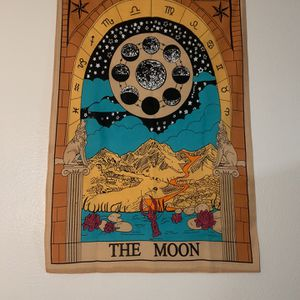 The Moon astrology Tapestry for Sale in Tempe, AZ