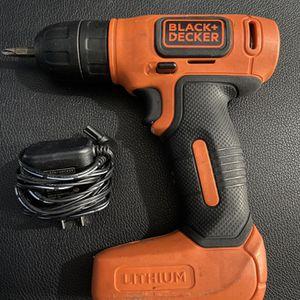 Black Decker Drill for Sale in Huntington Park, CA