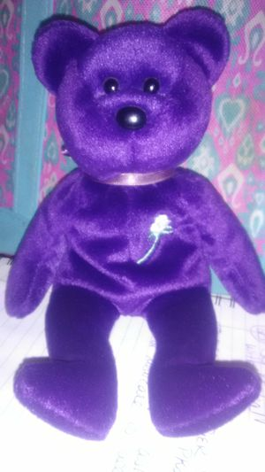 #RARE# TY PRINCESS DIANA BEANIE BABY for Sale in San Antonio, TX