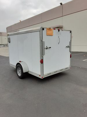 Featherlite tráiler 1 axle. for Sale in CTY OF CMMRCE, CA