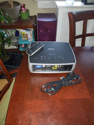 Focus brand projector for Sale in Mount Rainier, MD