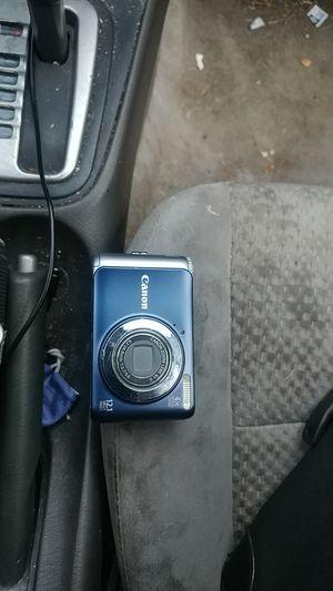Canon PowerShot camera for Sale in Norfolk, VA