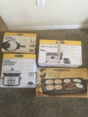 Brand new kitchen appliances 20 each for Sale in Wesley Chapel, FL