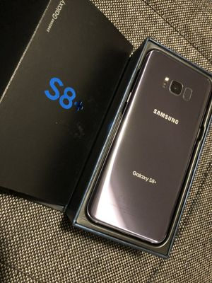 Samsung Galaxy S8 plus (S8+) - just like new, factory unlocked, clean IMEI for Sale in Springfield, VA