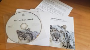 Mac OS X Snow Leopard 10.6.3 for Sale in Hialeah, FL