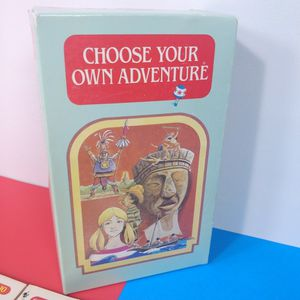 vintage 1980s Choose Your Own Adventure books lot of 6 for Sale in City of Industry, CA