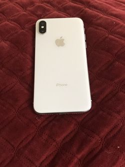 iPhone X 64gb For Xfinity Mobile Only But I Have Unlock-chip that Would Allow You Use On Your Carrier If You Don't Have Xfinity for Sale in Sacramento,  CA