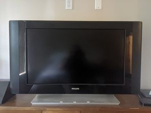Philips flat screen tv, with ambiant lighting. for Sale in Bonney Lake, WA