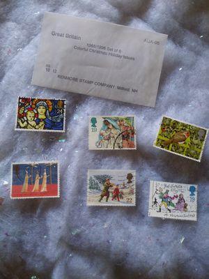 Great Britain 19881996 set of 6 for Sale in Chula Vista, CA