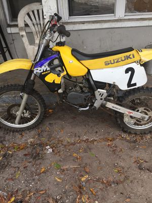 99 Rm80 2 stroke dirt bike for Sale in Jacksonville, FL