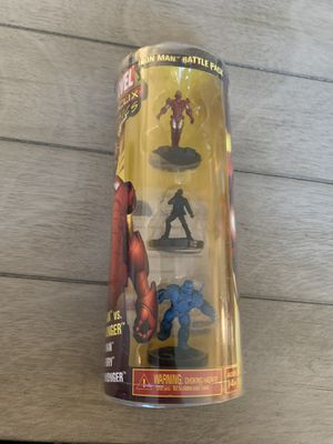 Marvel figures for Sale in Stoughton, MA