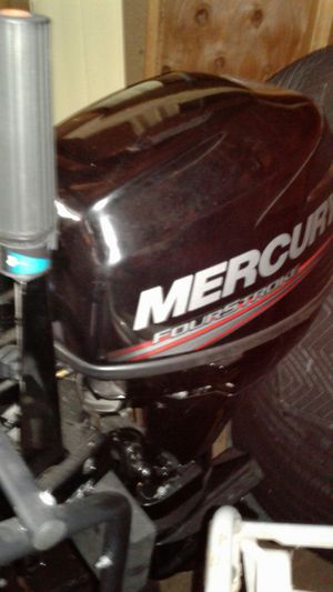 2014 mercury 10 hp outboard short shaft for Sale in Arlington Heights, IL