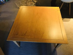 Solid Maple Coffee Table | Macys Home for Sale in Bellevue, WA
