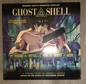 Ghost in the Shell on Laserdisc for Sale in Burbank, CA