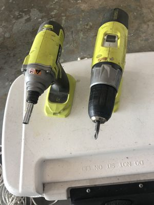 Cordless Drill and Impact Drill for Sale in Miramar, FL